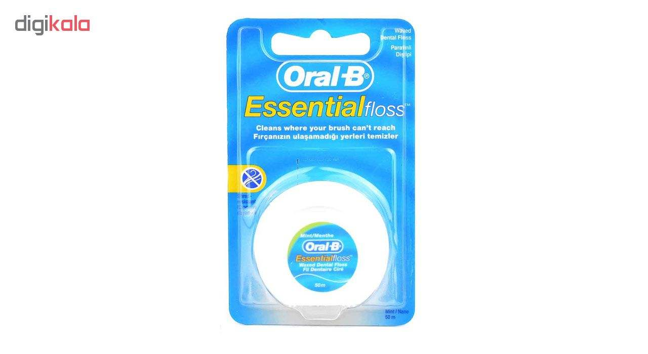 نخ دندان اورال-بی مدل ESSENTIAL-UK-No-Extracts main 1 1
