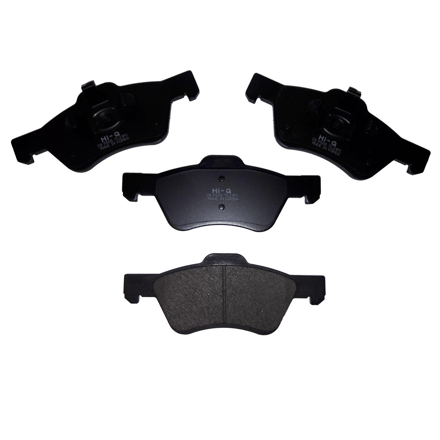 لنت ترمز جلو های-کیو مدل SP1497 مناسب برای هایما S7