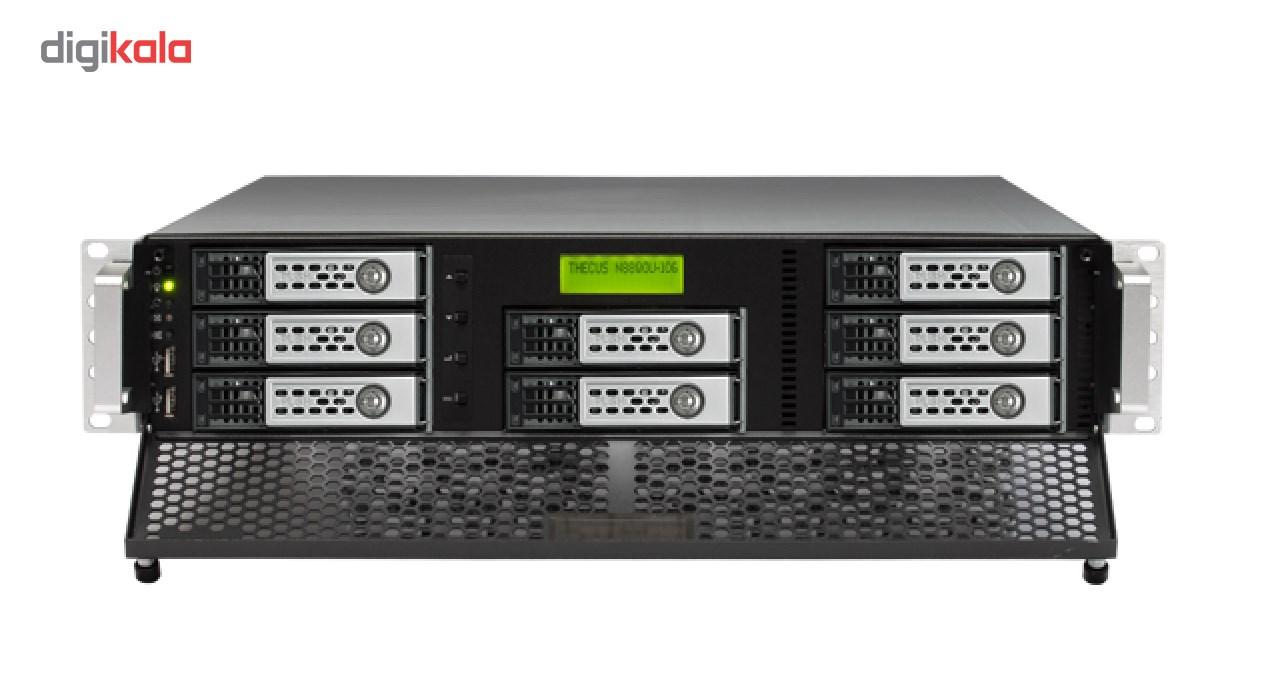 ذخیره ساز تحت شبکه دکاس مدل N8810U-G