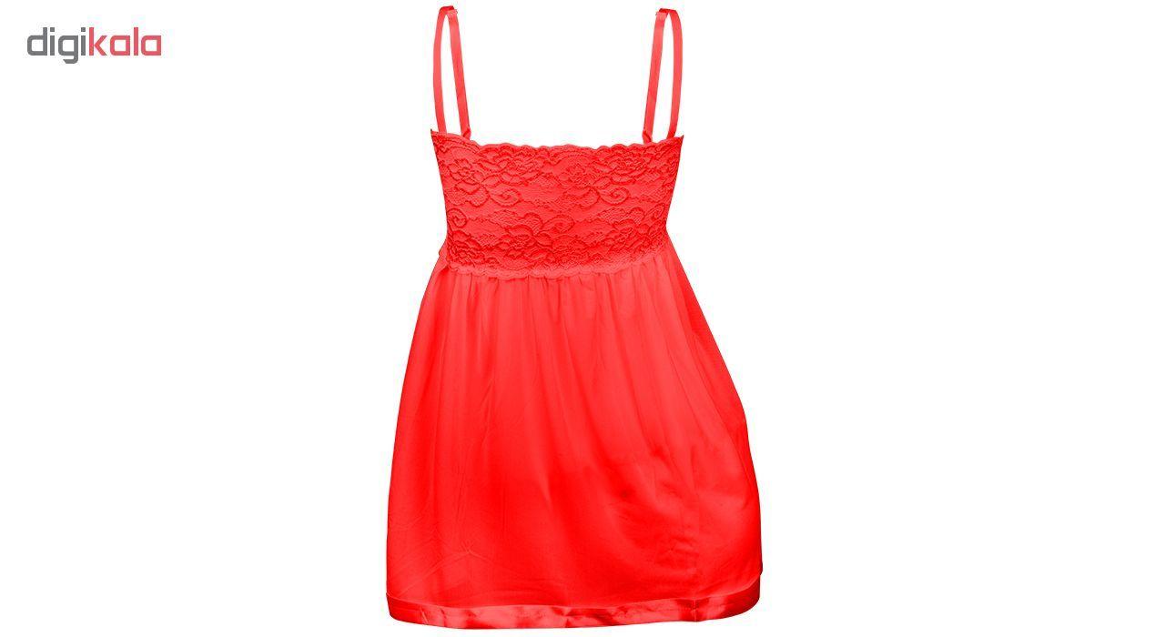 لباس خواب زنانه مدل Red-Prances main 1 3