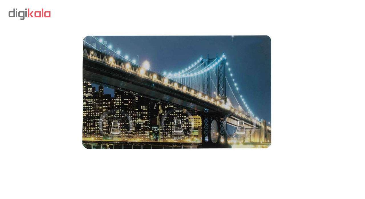 آویز حوله ونکو مدل Brooklyn Bridge main 1 1