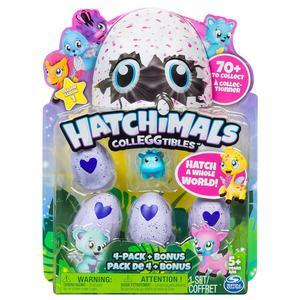 عروسک هچیمالز مدل HATCHIMALS COLLEGGTIBLES بسته 4 عددی