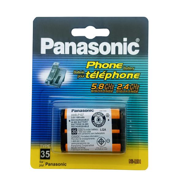 باتری تلفن بی سیم پاناسونیک مدل HHR-P107-DM