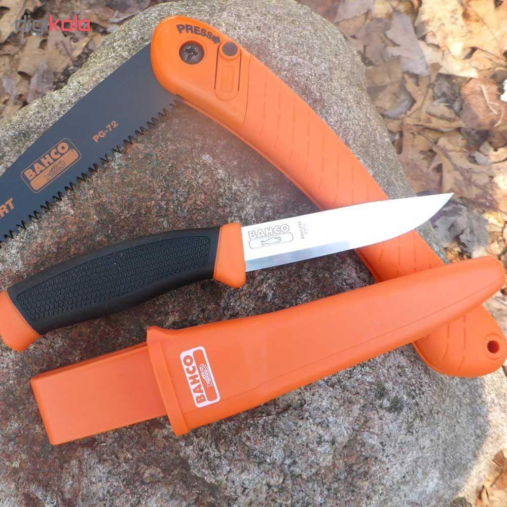چاقوی سفری باهکو مدل Orange