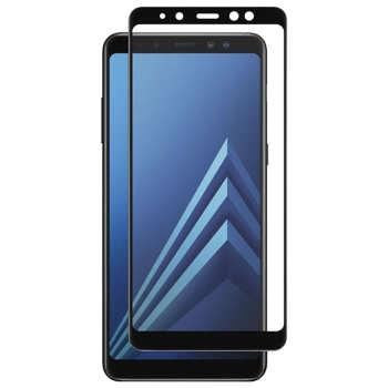 محافظ صفحه نمایش 5D مدل D-12 مناسب برای گوشی موبایل سامسونگ Galaxy A8 plus