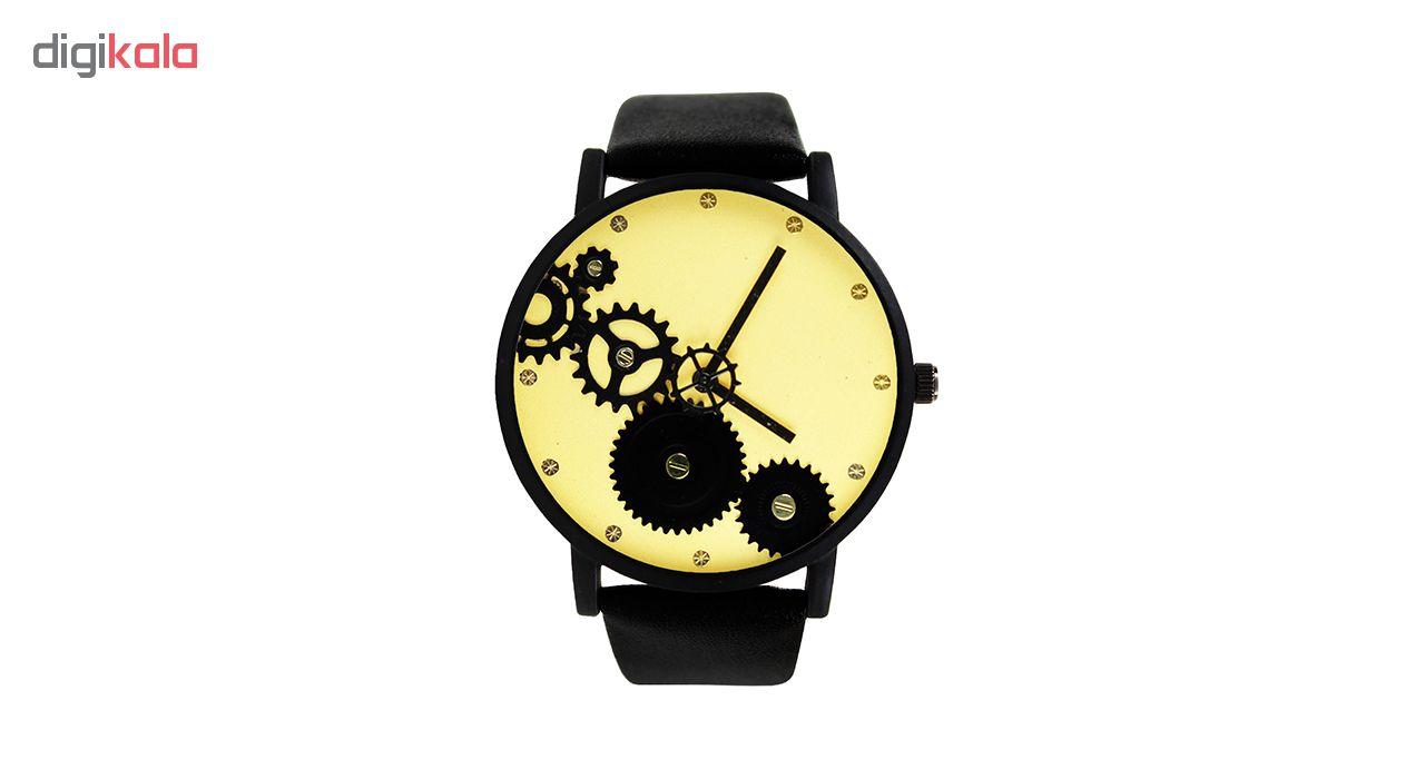 خرید ساعت مچی عقربه ای مردانه و زنانه مدل P4-12 | ساعت مچی