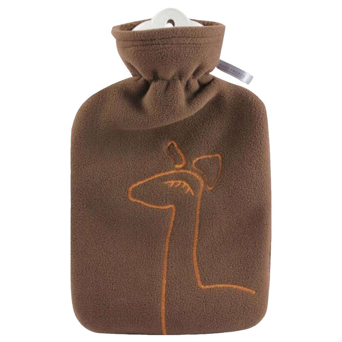 کیسه آبگرم هوگو فروش طرح زرافه ظرفیت 1.8 لیتر