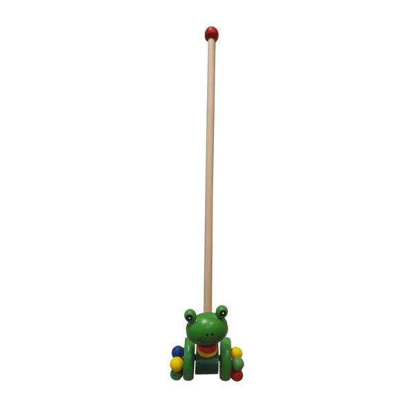 اسباب بازی راهبر چوبی مدل Frag
