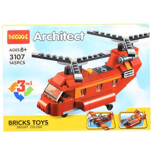 لگو دکول مدل Architect 3107