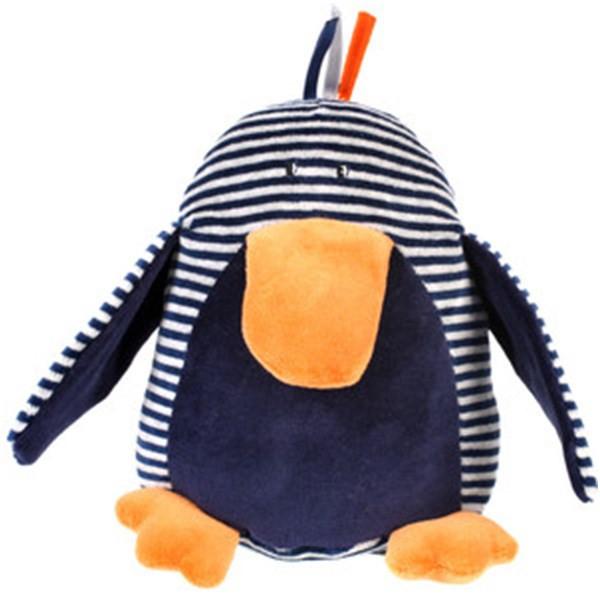 عروسک جغجغه ای پنگوئن جلی کت کد BYS6B سایز 1