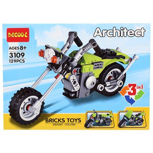 لگو دکول مدل Architect 3109