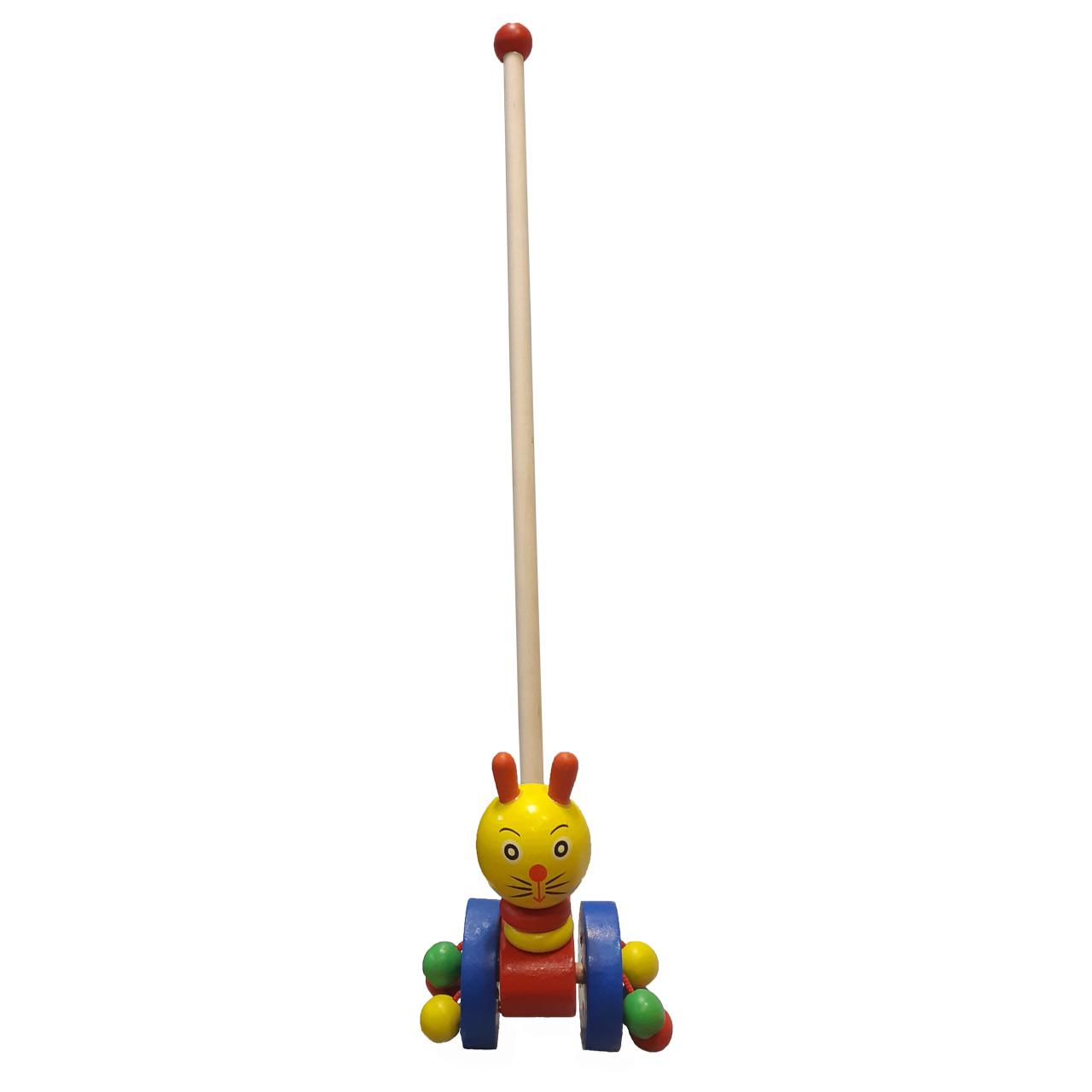 اسباب بازی راهبر چوبی مدل WM