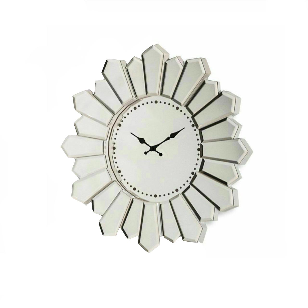 ساعت دیواری آینه ای مدل 001