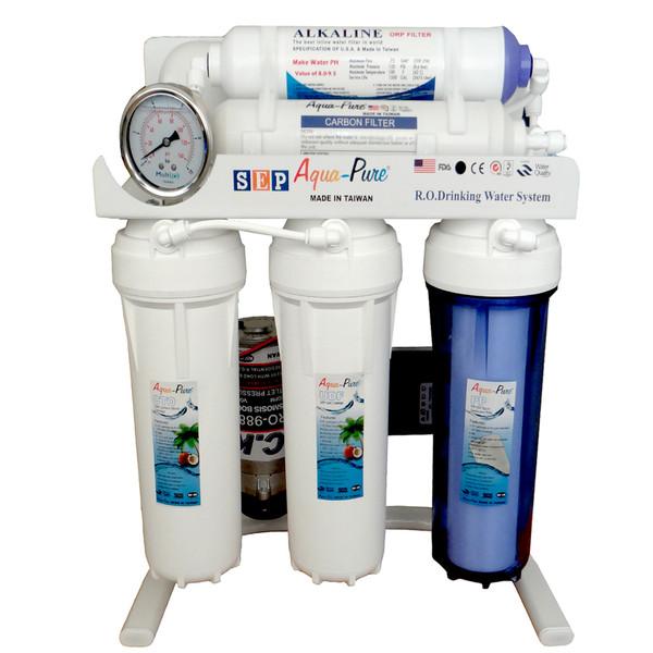 تصفیه آب خانگی آکواپیور مدل RO-PURE6-1850