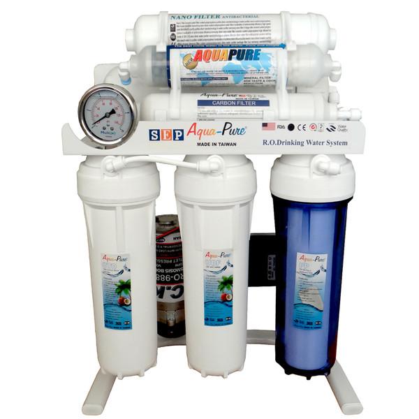 تصفیه آب خانگی آکواپیور مدل RO-PURE7-2040