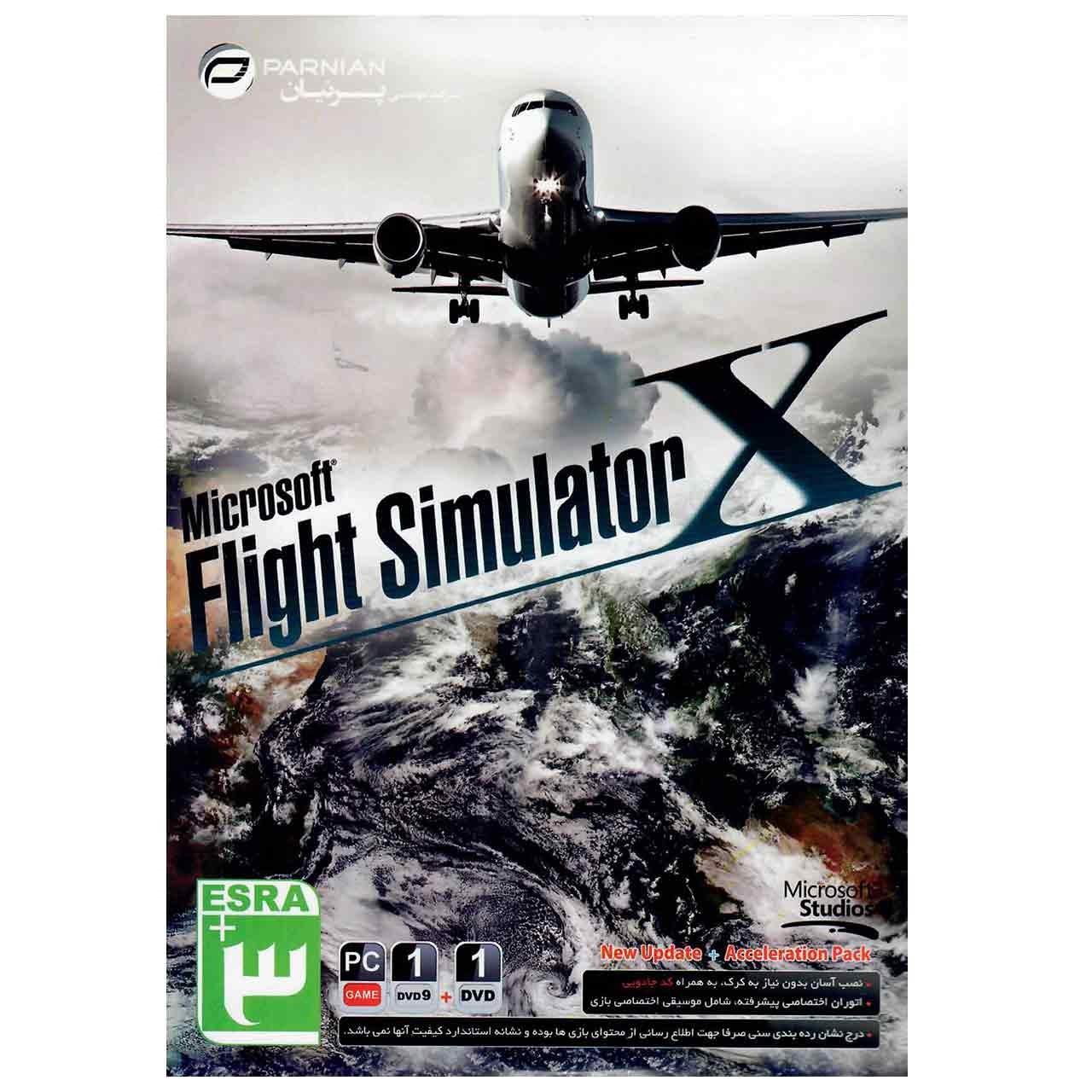 بازی Flight Simulator مخصوص PC