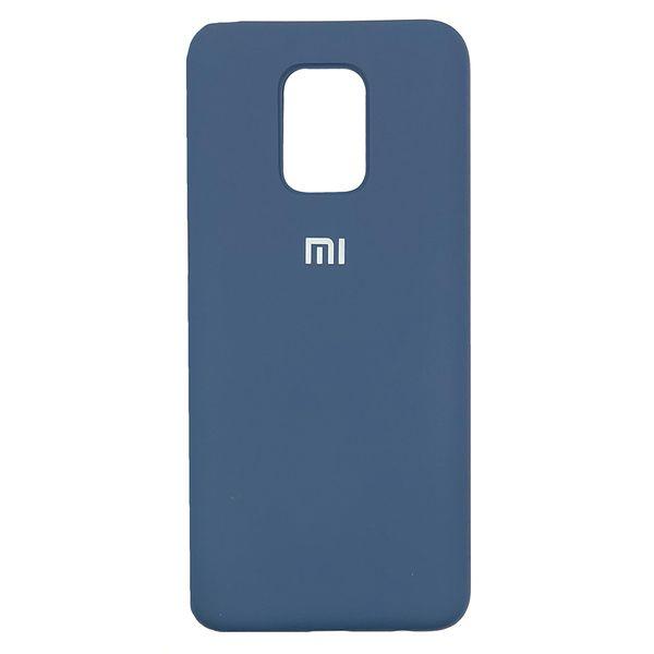 کاور مدل SIL-001 مناسب برای گوشی موبایل شیائومی Redmi Note 9S / Redmi Note 9 Pro / Redmi Note 9 Pro Max