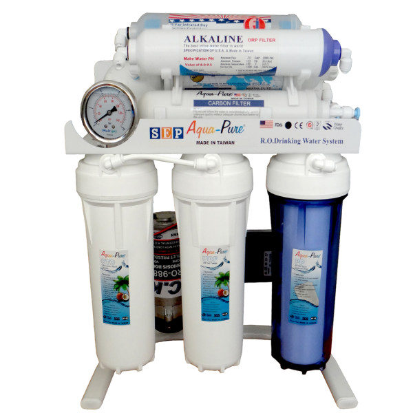 دستگاه تصفیه آب آکواپیور مدل RO-PURE8-2080