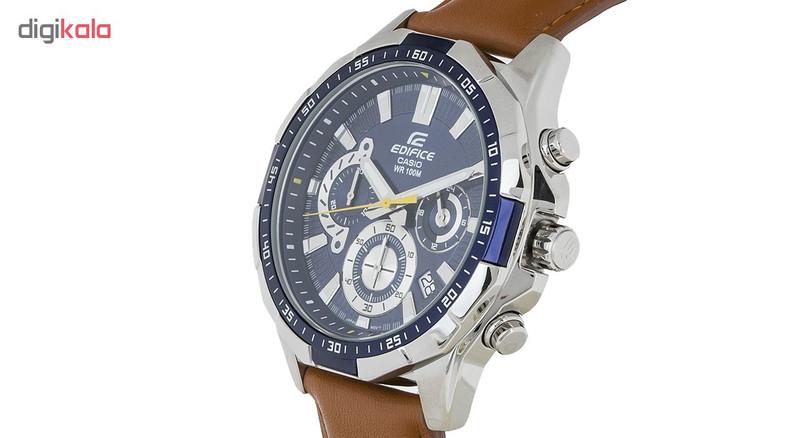 ساعت مچی عقربه ای مردانه کاسیو سری Edifice مدل EFR-554L-2AVUDF