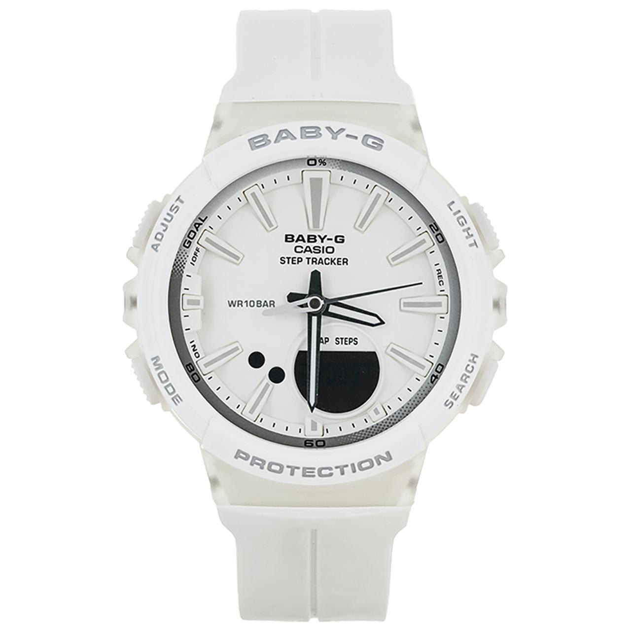 ساعت مچی عقربه ای کاسیو سری بیبی جی مدل BGS-100-7A1DR 53