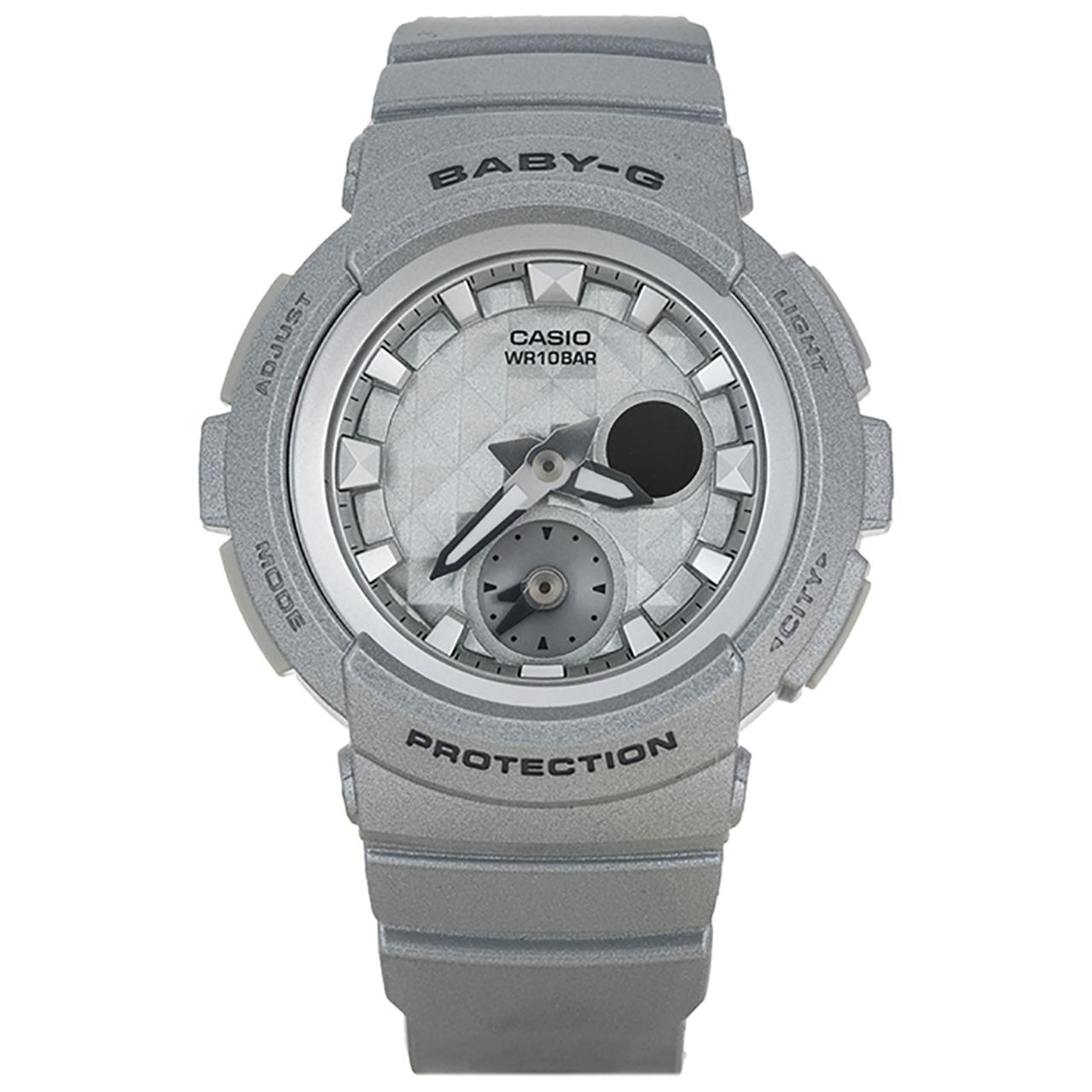 ساعت  کاسیو سری بیبی جی مدل BGA-195-8ADR