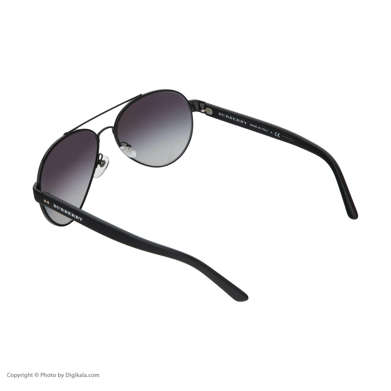 عینک آفتابی زنانه بربری مدل BE 3086S 1007S6 59 -  - 5