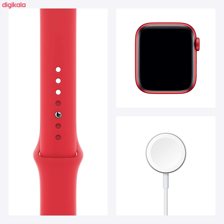 ساعت هوشمند اپل سری 6 مدل Aluminum Case 44mm main 1 6