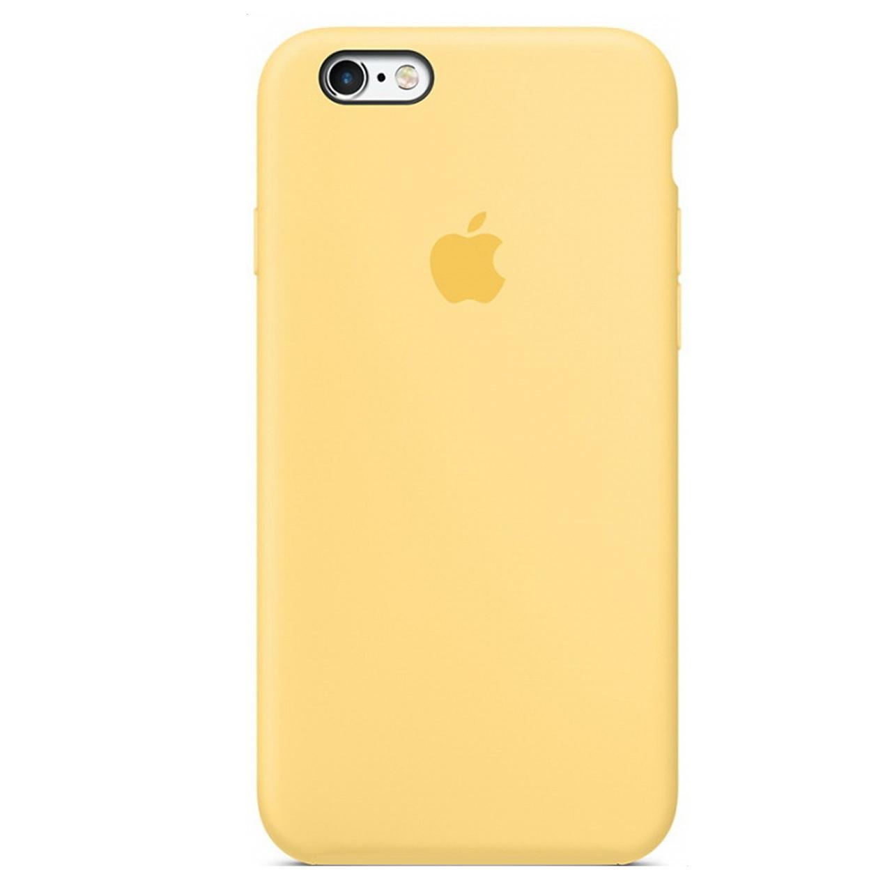 کاور سیلیکونی مدل SC مناسب برای گوشی موبایل اپل آیفون 6Plus / 6S Plus              ( قیمت و خرید)