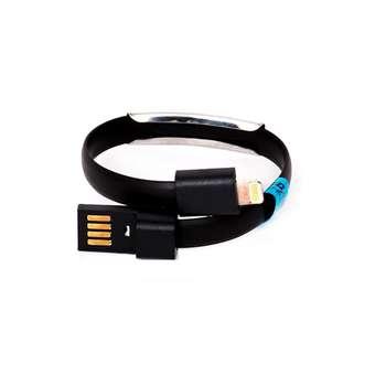 کابل تبدیل USB به لایتنینگ اسکار مدل C-116 طول 0.2 متر
