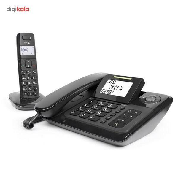 قیمت                      تلفن دورو مدل Comfort 4005
