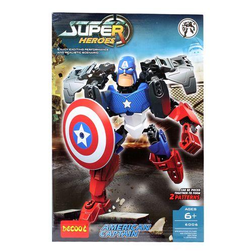 لگو دکول مدل  SUPER HEROES 6006