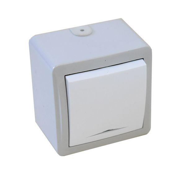 کلید تک پل پارت الکتریک مدل 001