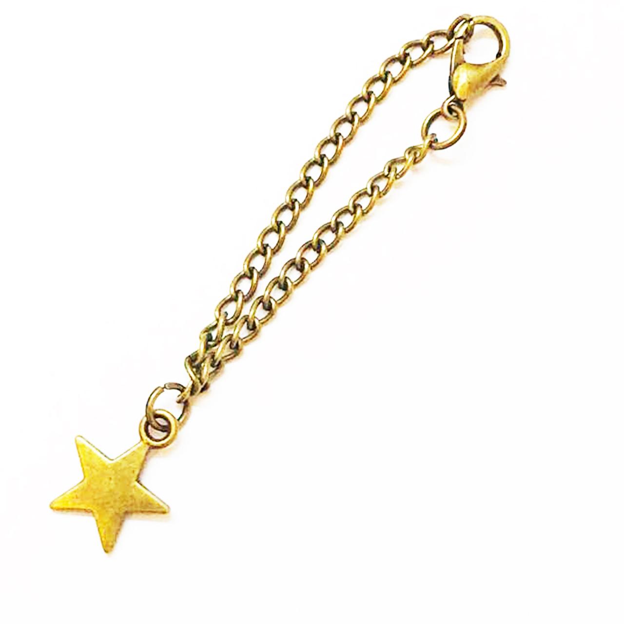 آویز ساعت طرح ستاره کد AC22