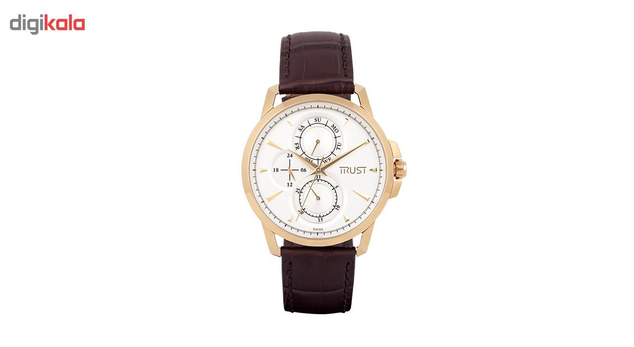 ساعت مچی  مردانه تراست مدل G453BUI              اصل