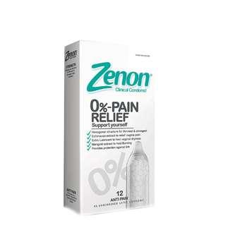 کاندوم زنون مدل PAIN RELIEF  بسته 12 عددی