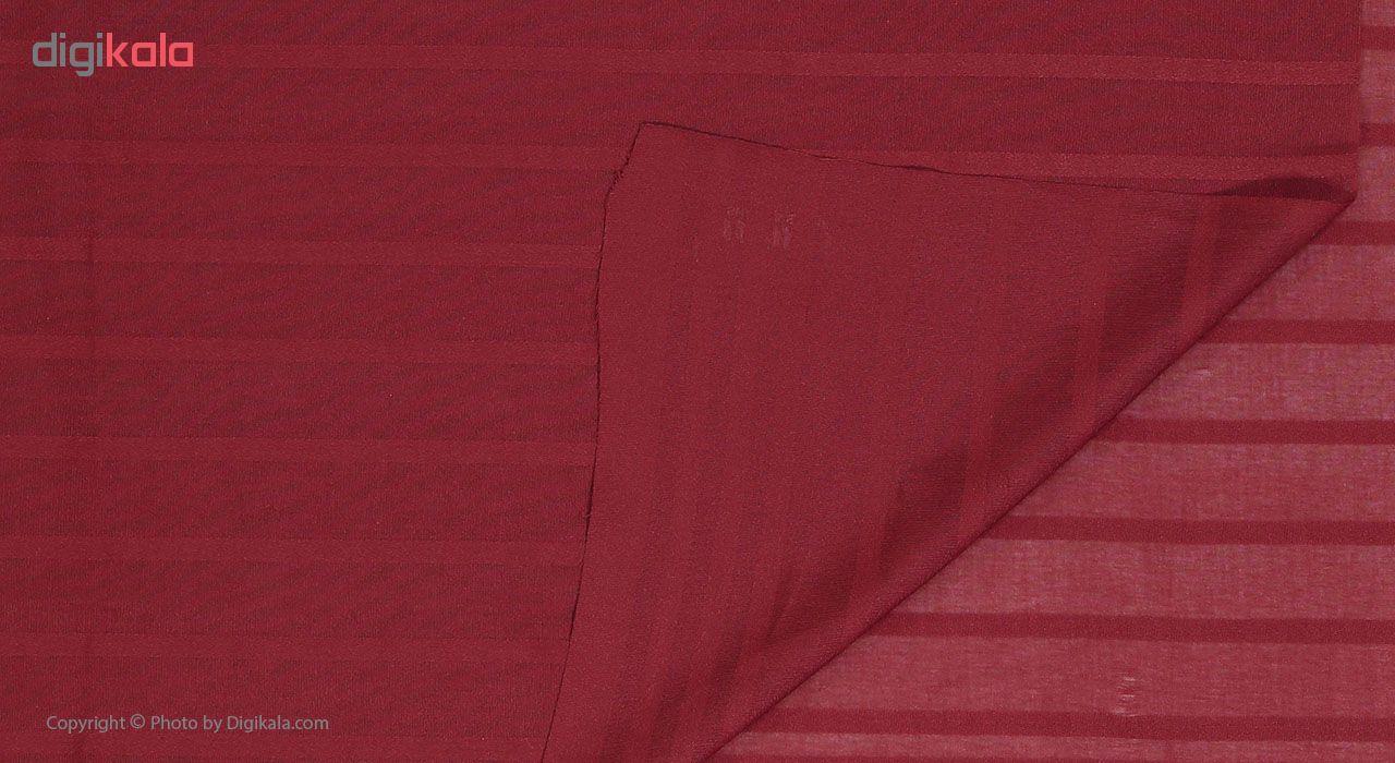 شال زنانه پارمیس طرح لاین مدل DS111