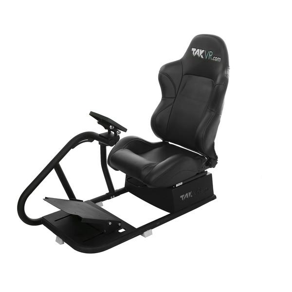 صندلی شبیه ساز رانندگی مدل Tak VR