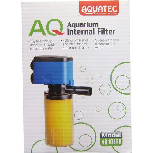فیلتر داخلی آکواریوم آکوا تک مدل AQ101FB