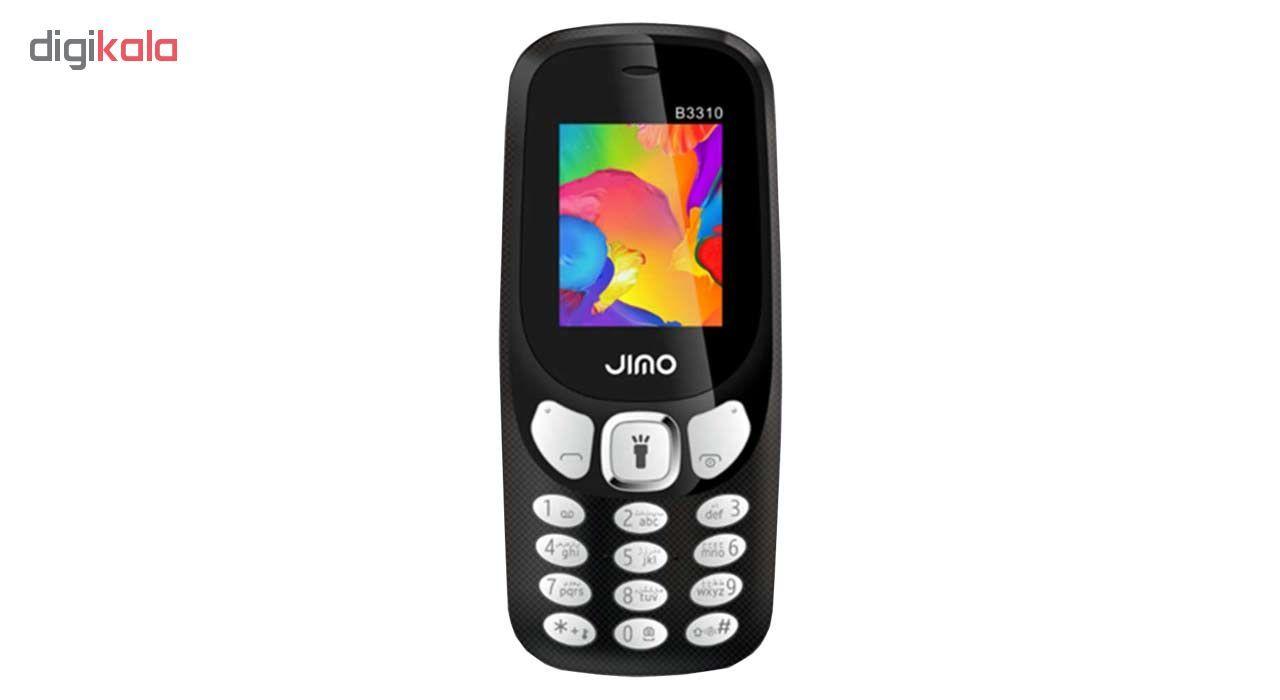 گوشی موبایل جیمو مدل B3310 دو سیمکارت main 1 1