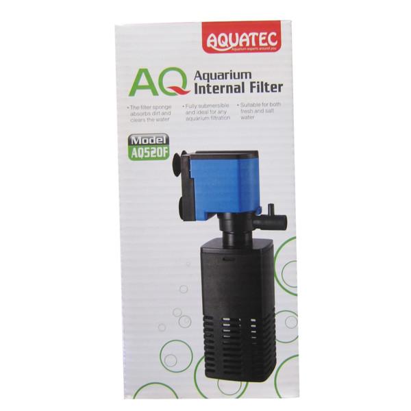 فیلتر داخلی آکواریوم آکوا تک مدل AQ520F