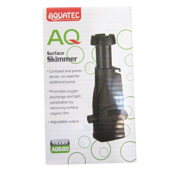 سورفیس اسکیمر آکوا تک مدل AQ680