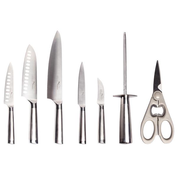 ست چاقو 7 پارچه مای کیچن مدل 671