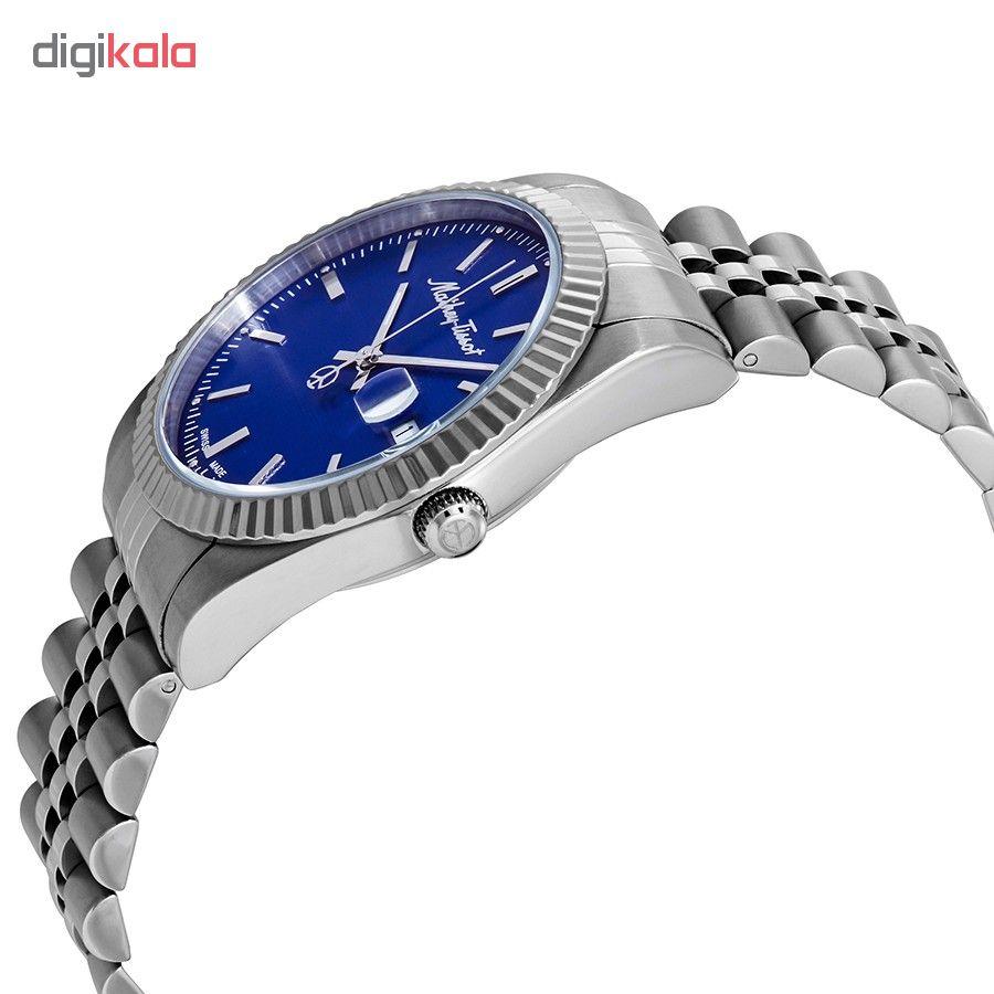 خرید ساعت مچی عقربه ای مردانه متی تیسوت H810ABU