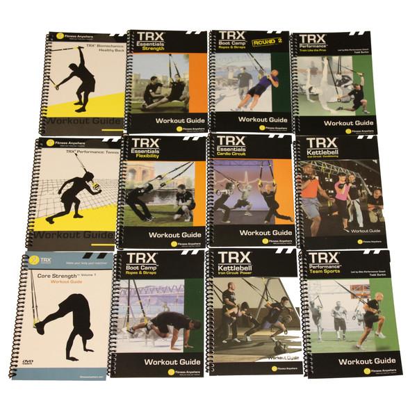 بسته اموزش حرکات تی ار ایکس مدل TRX Training