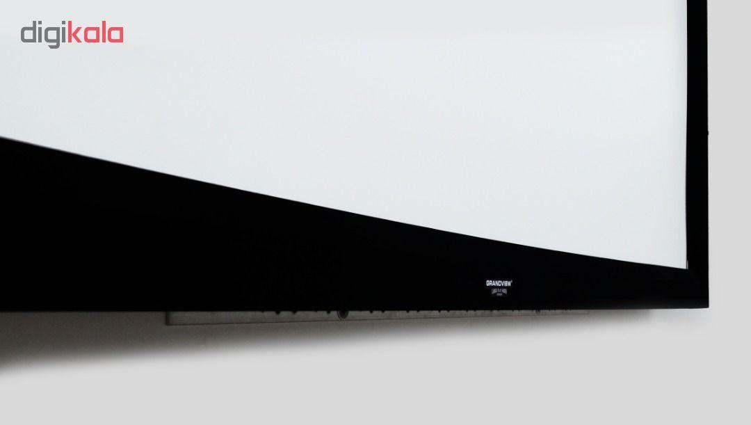 قیمت                      پرده نمایش گرندویو منحنی 100 اینچ مدل LF-PH100