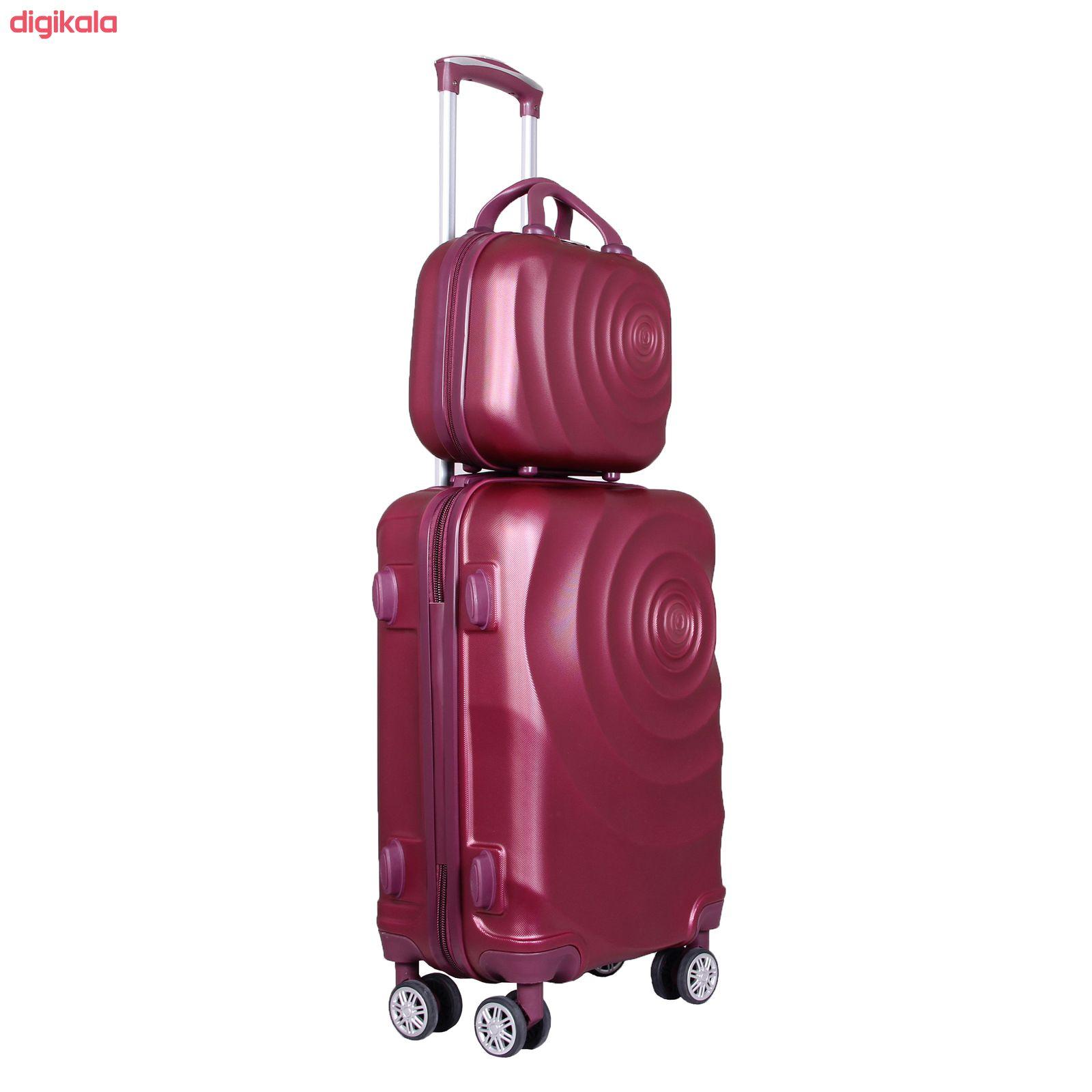 مجموعه چهار عددی چمدان مدل 319363 main 1 15