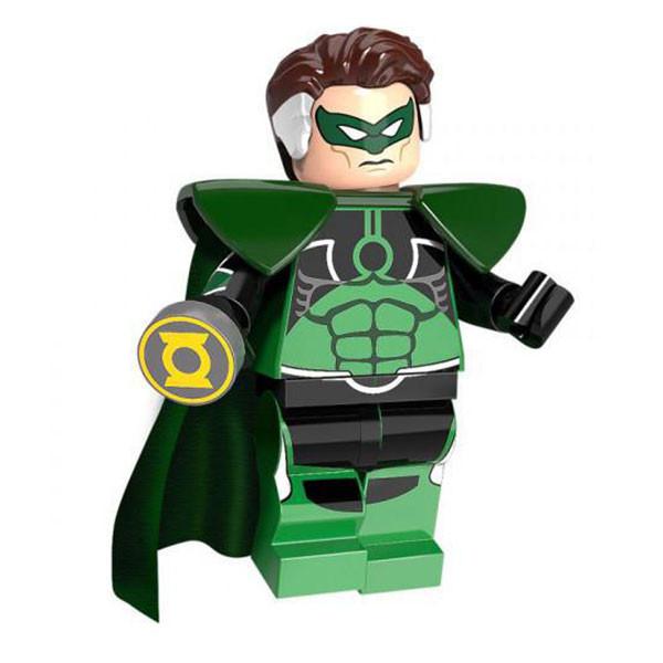 ساختنی مدل Green Lantern