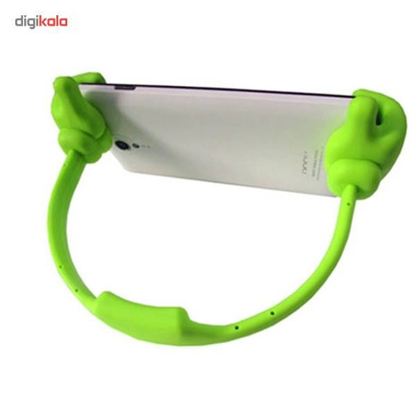 پایه نگهدارنده گوشی و تبلت مدل OK Stand thumb 2 3