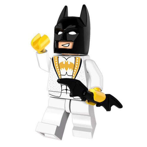 ساختنی مدل Batman طرح یک