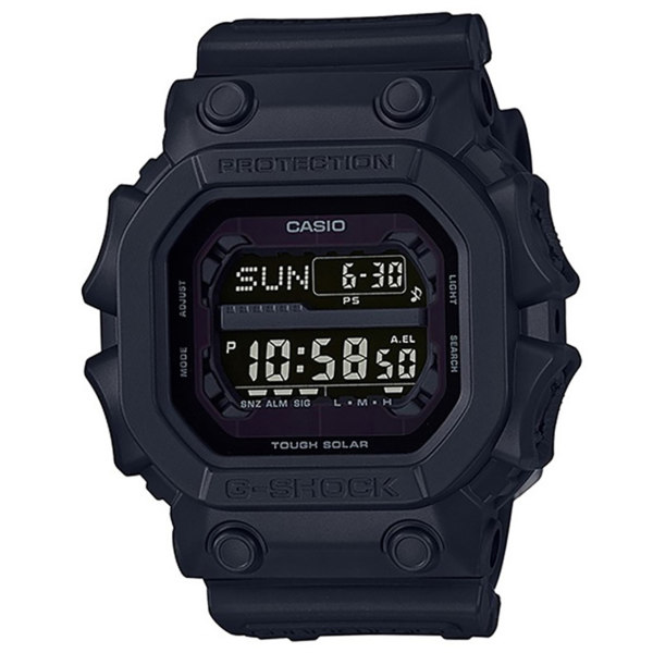 ساعت مچی دیجیتالی کاسیو مردانه جی شاک مدل GX-56BB-1DR